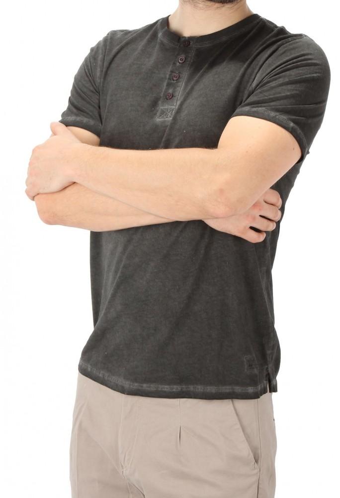 4fe90a3f0628 Pánske vintage tričko Eight2Nine X6509 - Pánske tričká - Locca.sk