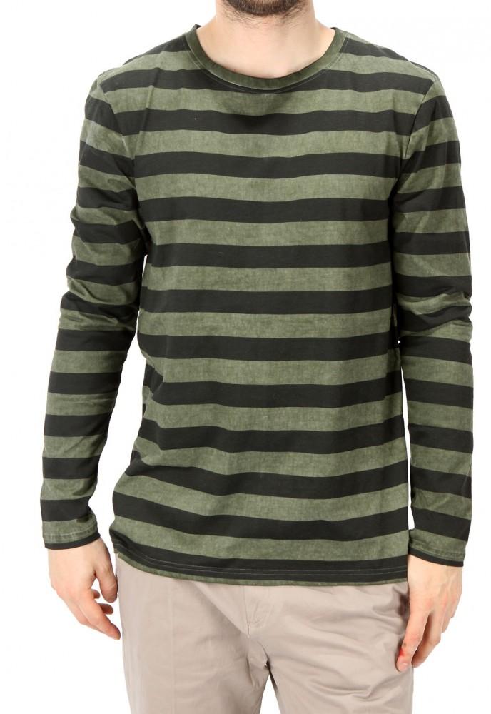 583b1623bd99 Pánske vintage tričko Eight2Nine X6522 - Pánske tričká - Locca.sk