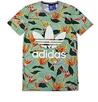 Pánske voĺnočasové tričko Adidas Originals A1079