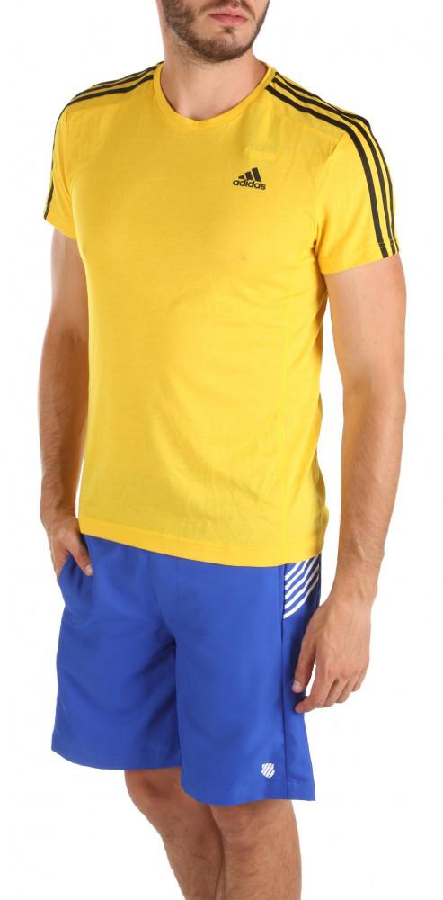 Pánske voĺnočasové tričko Adidas W0487