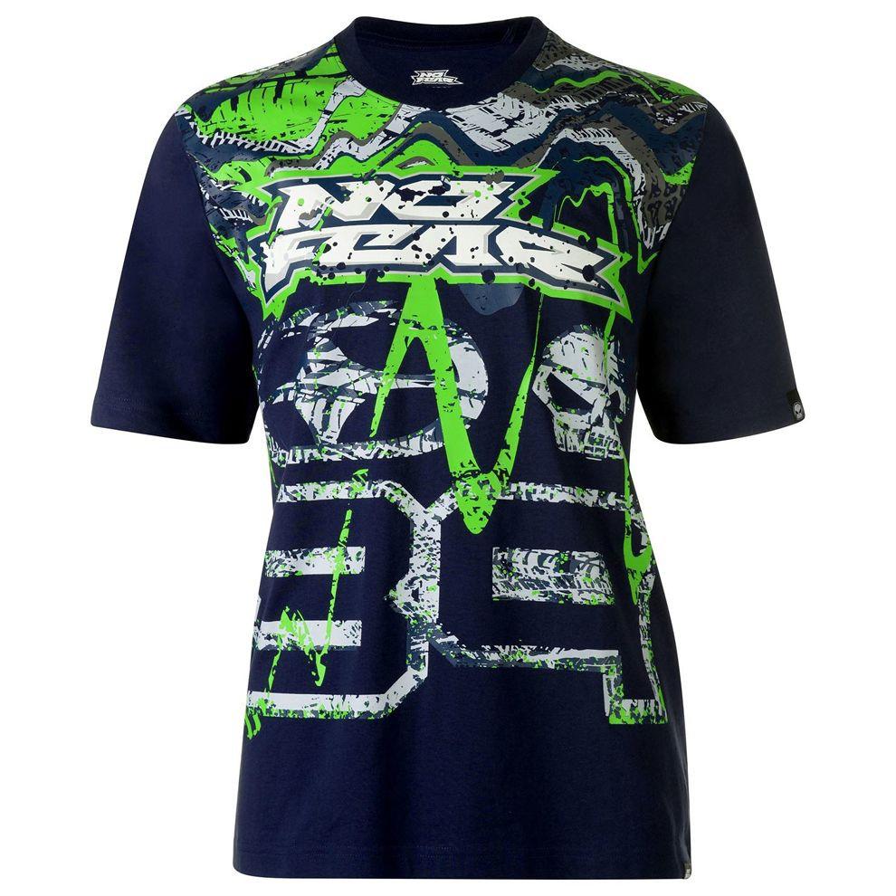 Pánske voĺnočasové tričko No Fear J4488