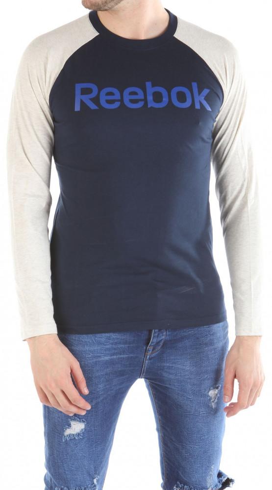 Pánske voĺnočasové tričko Reebok W1976