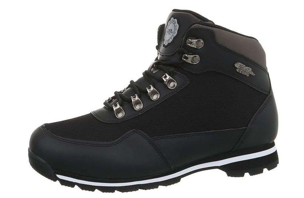Pánske vyššie topánky Q3338