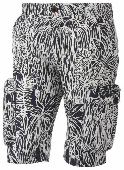 Pánske vzorované kraťasy Adidas Originals A0778