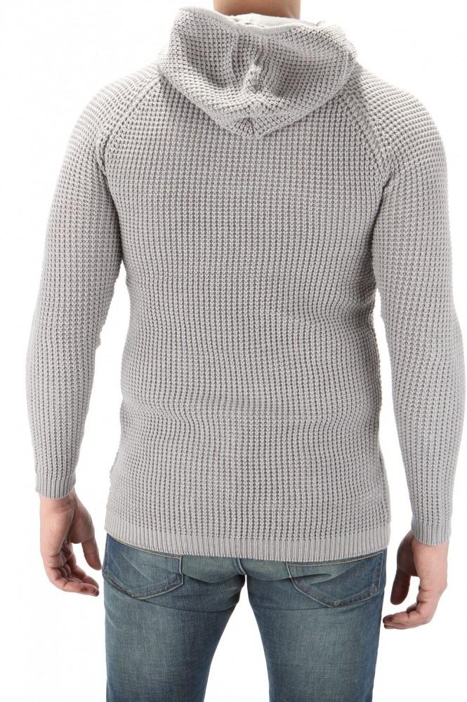 a4a645bfba30 Pánsky pletený pulóver Eight2nine X6487 - Pánske svetre a pulóvre ...