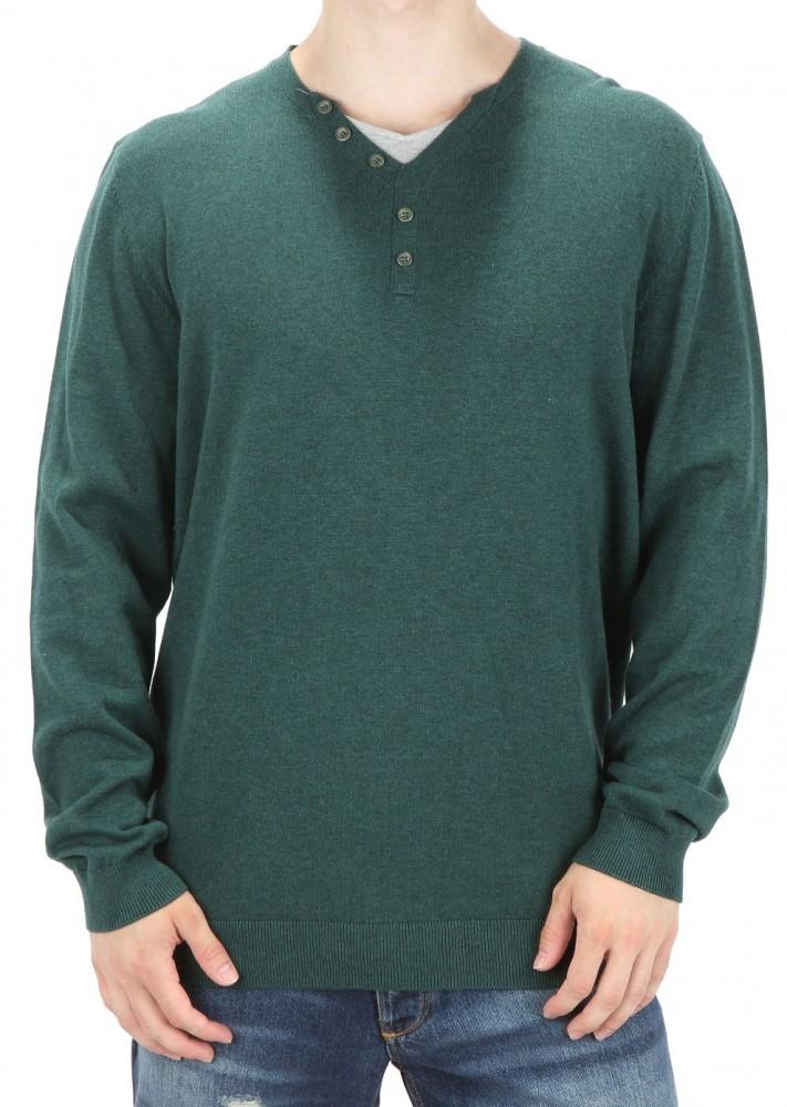 08c15a821637 Pánsky pulóver Tom Tailor X4342 - Pánske svetre a pulóvre - Locca.sk