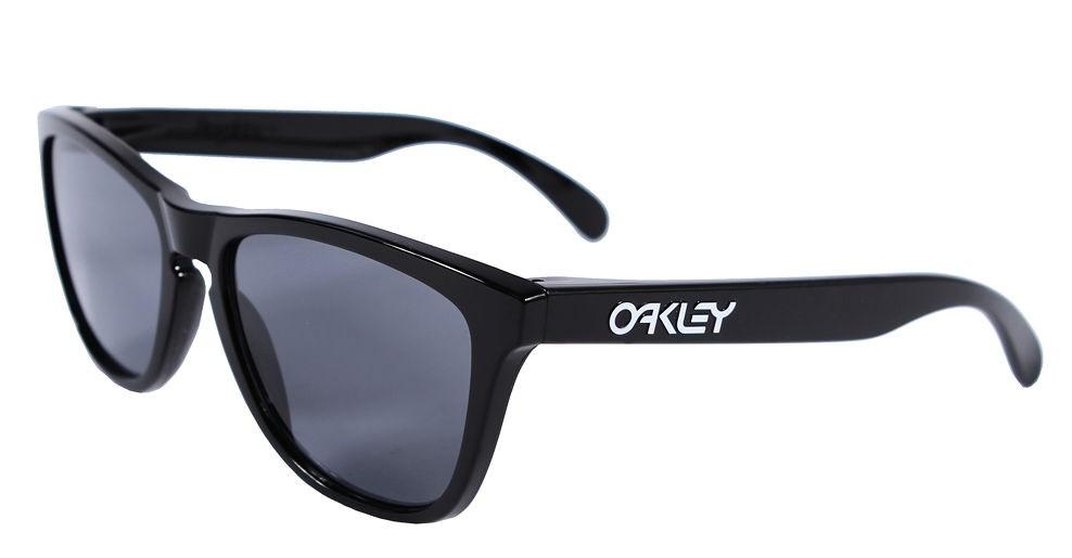 Slnečné okuliare Oakley Frogskins Polished Black 24-306 C1073 ... 905ce178fd0