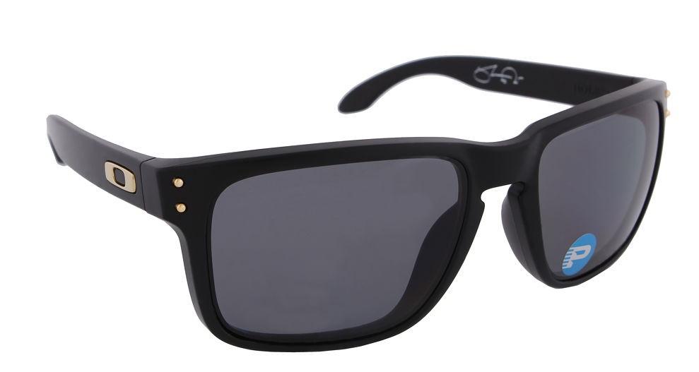 Slnečné okuliare Oakley Hollbrook OO9102-17 C2683 - Pánske slnečné ... 14ec4122f97