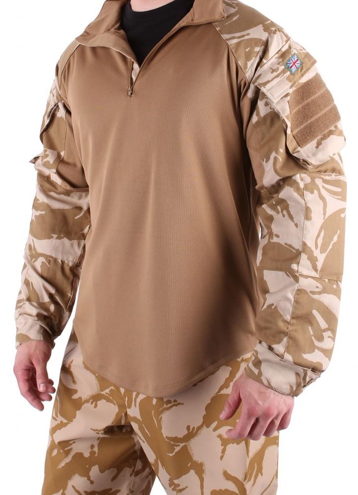 Taktické tričko britskej armády V0551 - Pánske army oblečenie - Locca.sk 2df23cceeca