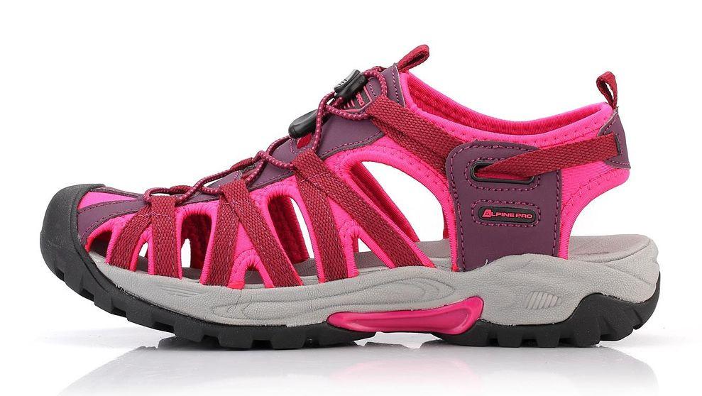 d92134bb4fc5 Unisex outdoorové sandále Alpine Pro K1564 - Dámske športové sandále ...
