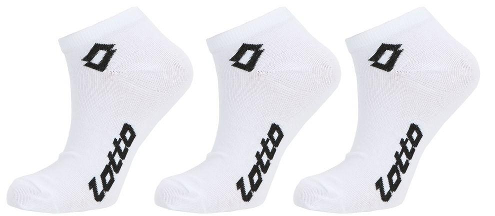 Unisex ponožky Lotto - 3 páry X0618 - Pánske ponožky - Locca.sk a8d58f73e3