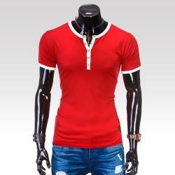 Pánske tričko Enrique Červená