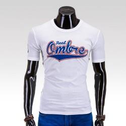 Pánske tričko Real biela