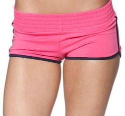 Športové krátke nohavice pink