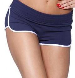 Športové krátke nohavice tmavo modrá
