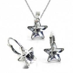 Set hviezdy 10 mm – farba Crystal For You Set-hviezda-002
