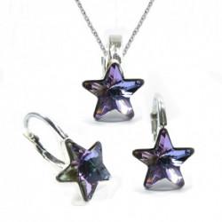 Set hviezdy 10 mm – farba Crystal VL For You Set-hviezda-003