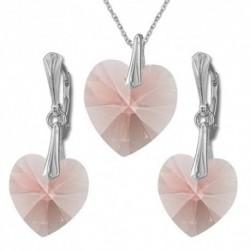 Nádherný set srdce BLUSH ROSE For You Set-srdce-015