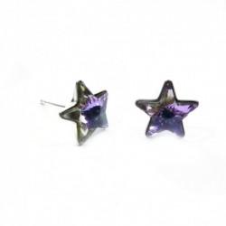Napichovačky hviezdy 10 mm – farba Crystal VL For You Nau-hviezdy-007