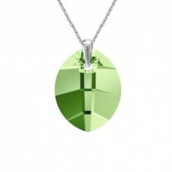 Prívesok listy PERIDOT For You Pri-list-004