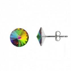 Rivoli 8 mm vo farbe CRYSTAL VM – napichovačky For You Nau-rivoli8-037
