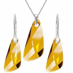 Set šperkov v tvare krídla ASTRALPINK For You Set-kridla-004