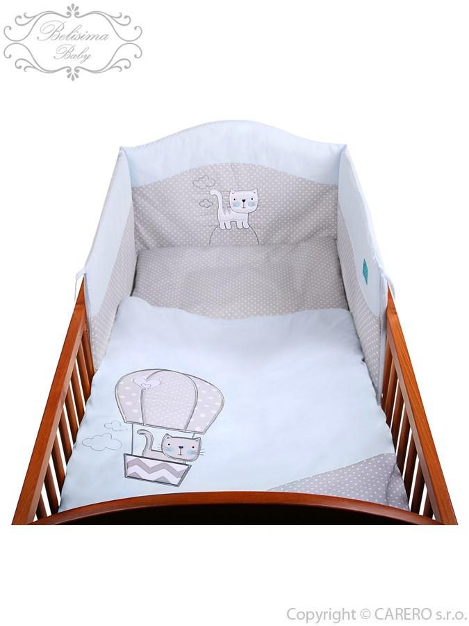 2-dielne posteľné obliečky Belisima Balón 100x135 modré