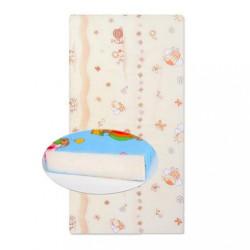 Detský penový matrac New Baby 120x60 béžový - rôzne obrázky béžová