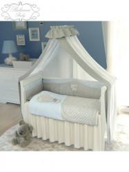 2-dielne posteľné obliečky Belisima Balón 100x135 modré #3