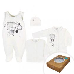 4-dielna dojčenská súprava v Eko krabičke Koala Darling