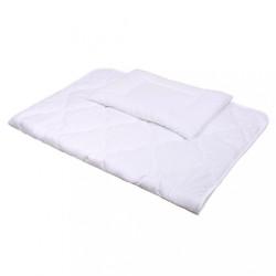 5-dielne posteľné obliečky Belisima Králiček 90/120 bielo-sivé #3