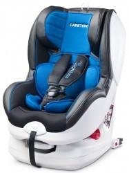 Autosedačka CARETERO Defender Plus Isofix blue 2016 modrá
