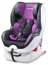 Autosedačka CARETERO Defender Plus Isofix purple 2016 fialová