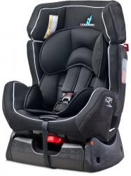 Autosedačka CARETERO Scope DELUXE black 2016 Čierna