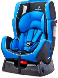 Autosedačka CARETERO Scope DELUXE blue 2016 modrá