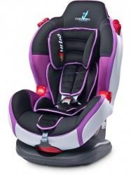Autosedačka CARETERO SPORT TURBO purple 2015 fialová