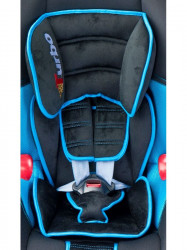 Autosedačka CARETERO Sport TurboFix black 2016 Čierna #3