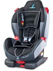 Autosedačka CARETERO Sport TurboFix graphite 2016 sivá