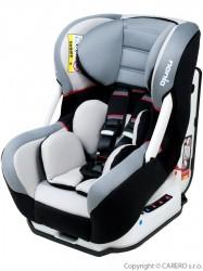 Autosedačka Migo Eris Premium Gallet 2017 grey sivá