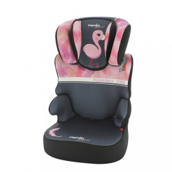 Autosedačka Nania Befix Sp Flamingo 2020 ružová