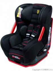 Autosedačka Nania Eris Ferrari 2017 black Čierna