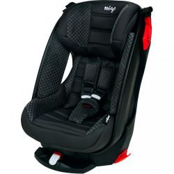 Autosedačka Nania Migo Saturn Premium Black Čierna