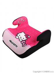 Autosedačka-podsedák Nania Topo Comfort Hello Kitty 2015 ružová