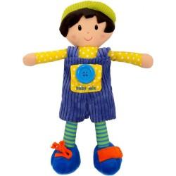 Bábika chlapček Baby Mix Artur podľa obrázku