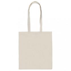 Bavlnená nákupná taška prírodná s potlačou New Baby Merry Christmas #1