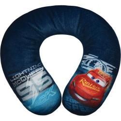 Cestovný vankúšik Cars 3 modrá