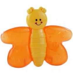 Chladiace hryzátko Baby Mix včielka Žltá