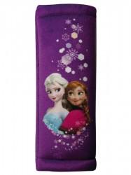 Chránič na bezpečnostné pásy Disney Frozen fialová