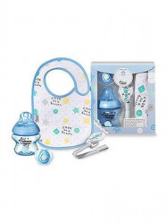 Darčeková dojčenská sada pre chlapcov Tommee Tippee modrá