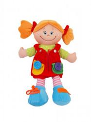 Detská bábika dievčatko Baby Mix podľa obrázku